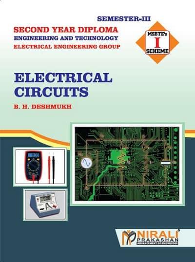 Electrical Circuits Electrical Engineering Msbte I Scheme Pragati Online