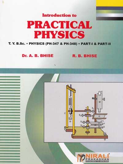 TY. BSc Physics Semester 3 Textbook
