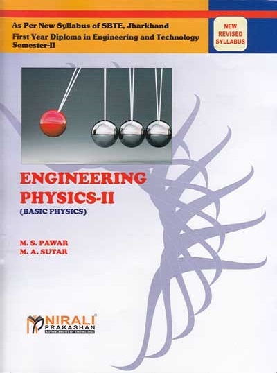 First Year Diploma Engineering Semester 2 Textbooks