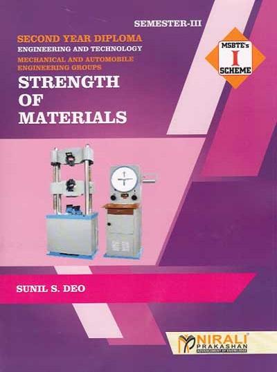 Mechanical Engineering 2nd Year Books