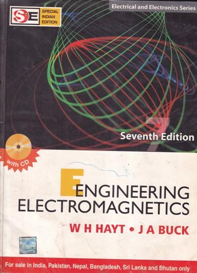 ENGINEERING ELECTROMAGNETICS - W. H. HAYT, J. A. BUCK