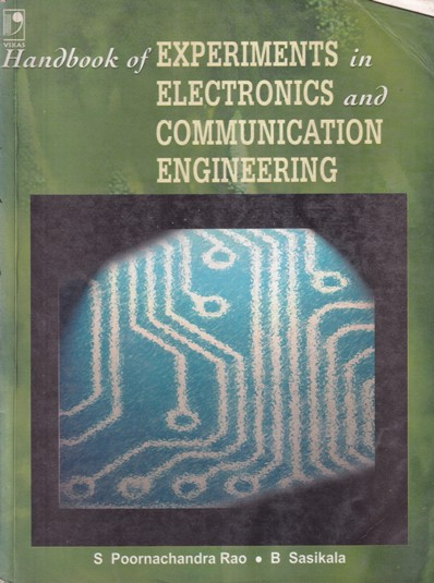 HANDBOOK OF EXPERIMENTS IN ELECTRONICS AND COMMUNICATION ENGINEERING