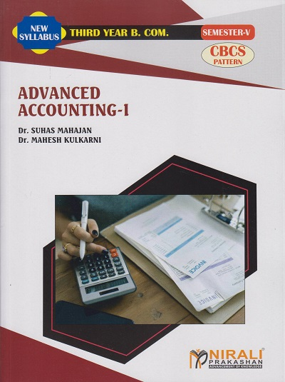 Advanced Accounting 1 - TYBCom Sem 5