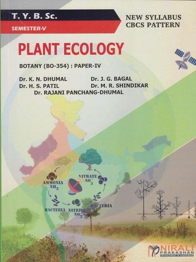 Plant Ecology - TYBSc Sem 5