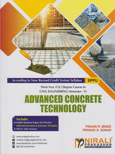 ADVANCED CONCRETE TECHNOLOGY- TE CIVIL SEM 5