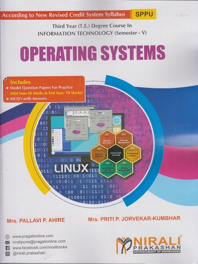 OPERATING SYSTEMS - TE INFORMATION TECHNOLOGY SEM 5