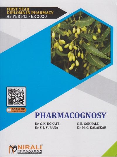 PHARMACOGNOSY- FY DIPLOMA IN PHARMACY