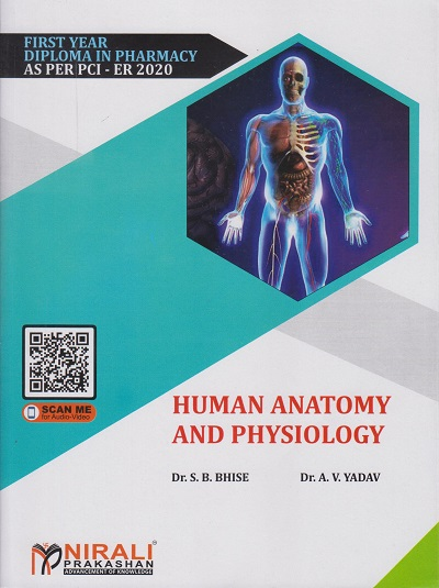 HUMAN ANATOMY AND PHYSIOLOGY - FY DIPLOMA IN PHARMACY