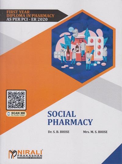 SOCIAL PHARMACY- FY DIPLOMA IN PHARMACY
