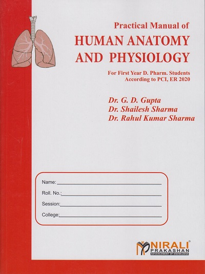PRACTICAL MANUAL OF HUMAN ANATOMY AND PHYSIOLOGY
