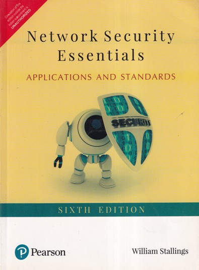NETWORK SECURITY ESSENTIALS APPLICATIONS AND STANDARDS- WILLIAM STALLINGS